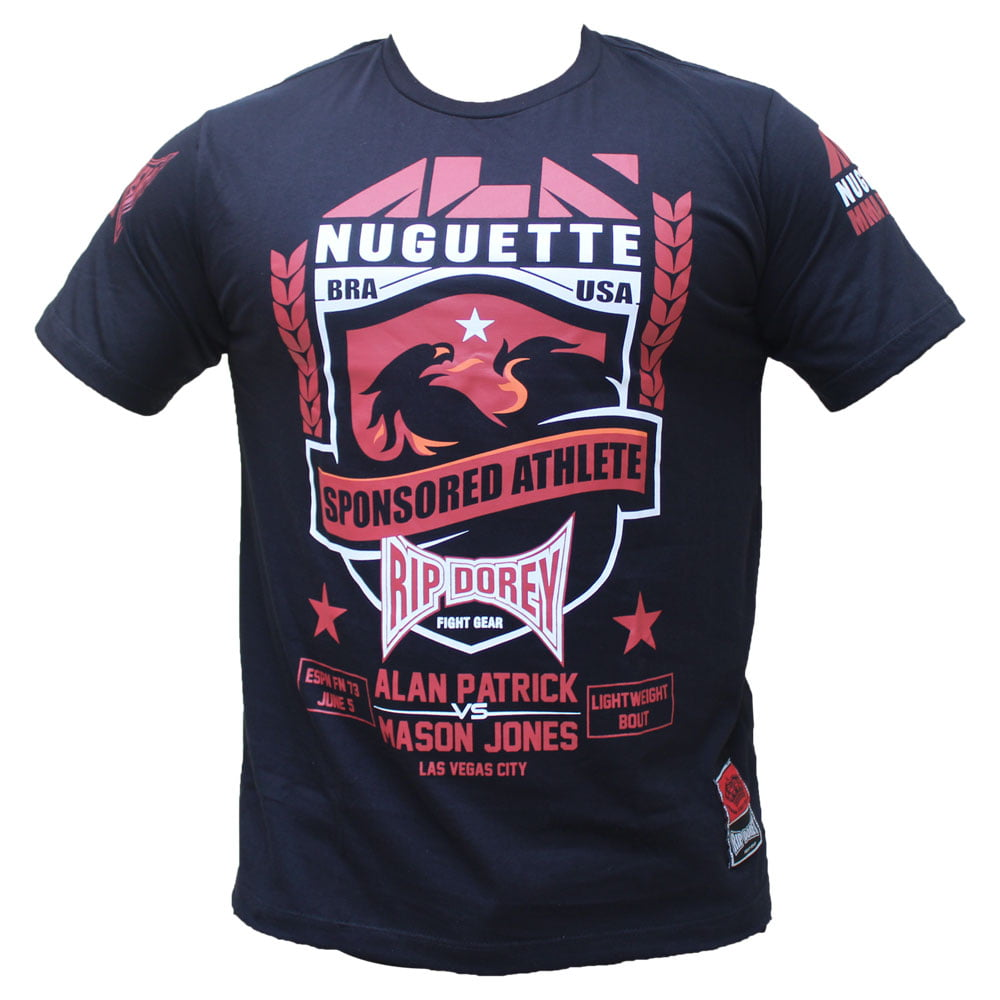 Camiseta Alan Patrick X Mason Jones - UFC Las Vegas- June,05th2021 (Limited edition)