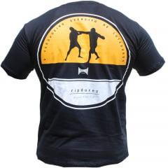 Camiseta Preta Exército de Lutadores