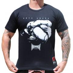 Camiseta Arte Suave, A arte de quebrar ossos.