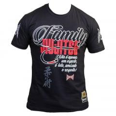 Camiseta Manga Curta Family Jiu-Jitsu