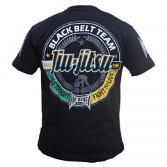 Camiseta Manga Curta Brazilian Black Belt