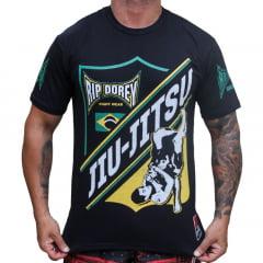 Camiseta Manga Curta Brazilian Jiu-Jitsu