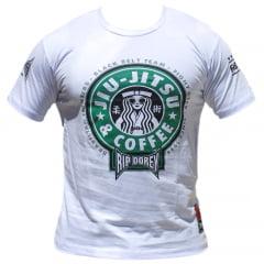 Camiseta Comfort Café Jiu-JItsu