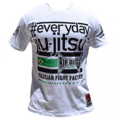 Camiseta Manga Curta  #Everyday Jiu-Jitsu