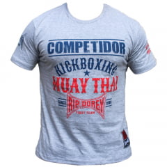 Camiseta Manga Curta Fight to Live KickBoxing
