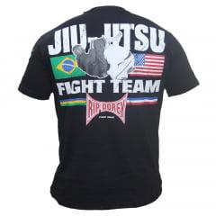 Camiseta Manga Curta Jiu-Jitsu Team
