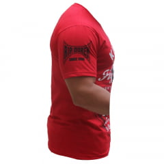 Camiseta Manga Curta Kickboxing