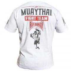 Camiseta Manga Curta Guerreiro Muay Thai