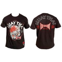 Camiseta Manga Curta Tiger Muay Thai