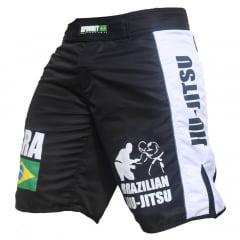 Short Brazilian Jiu-JItsu