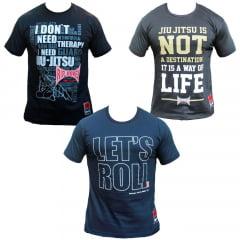 Kit Promocional 3 Camisetas