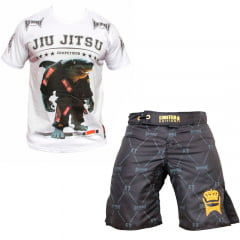 Kit Promocional Fera do MMA