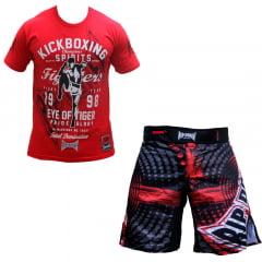 Kit Promocional Kickboxer