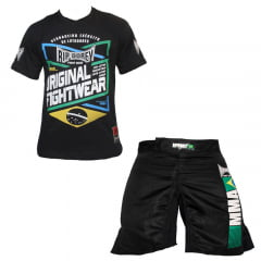 Kit Promocional MMA Fighter