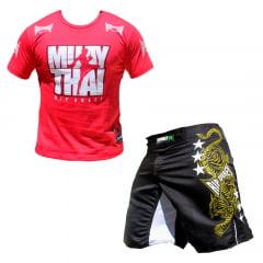 Kit Promocional Muay Thai FIghter