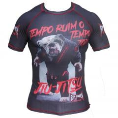 Camisa de Treino Dog Jiu-Jitsu Manga Curta